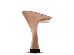 Competitive Dancer (8011) 3 inch Flare Heel