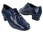 2001 297 Dark Blue Patent
