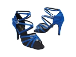 5008 247 Gem Blue Satin_Black Mesh_397_3