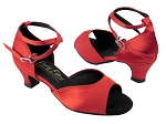 6012 112 Red Satin