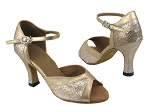 6024 125 Gold Stardust_H_57 Light Gold Leather Trim