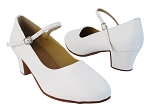 C1682 White Leather