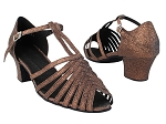 S9177 163 Copper Stardust_Black Sole