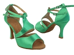 SERA7004 138 Dark Green Satin