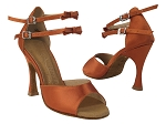 SERA7005ESS 210 Dark Tan Satin