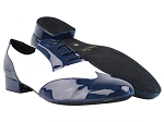 M100101 297 Dark Blue Patent_F_B_18 White Leather_M
