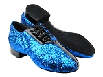 S420 BH4 Blue Sparkle_O_BB2 Black Patent_I