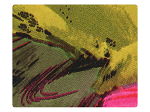 172 Rainbow Flower Patent PU -Stiletto