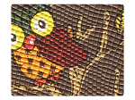 99 Coffee Owl PU -Stiletto