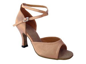 6012 Brown Satin
