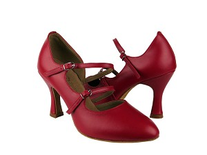 PP201 Red Leather