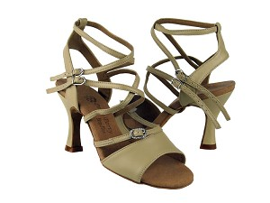 PP202 Beige Leather