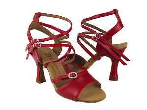 PP202 Red Leather