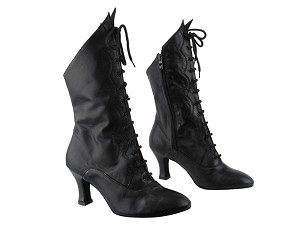 S9T61 Ankle Boot Black Leather