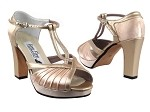 2707Platform Light Tan Satin_Light Gold Leather Trim