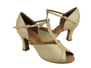 S2804 Beige Leather