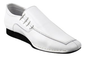 SERO102 White Leather