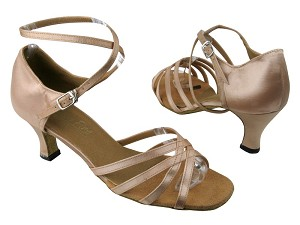 1606 Light Brown Satin