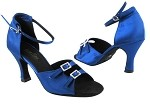 1620 247 Gem Blue Satin