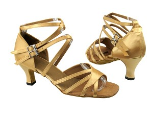 1662B 80 Light Gold Satin