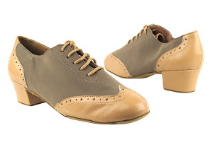 2008 157 Beige Brown Leather_134 Brown Nubuck