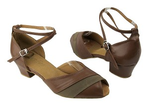 2701 133 Coffee Brown Leather_ 134 Brown Nubuck