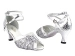 2713 214 Silver Grey Wave Glitter_205 Ultra Silver