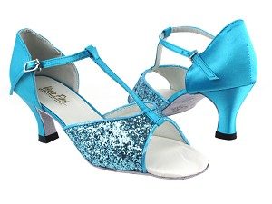 5004 188 Light Blue Sparkle_230 Light Blue Satin