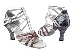 5008Mirage 189 Party Sparkle_Whole Shoes_205 Ultra Silver BackStraps