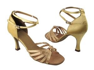 6005 80 Light Gold Satin