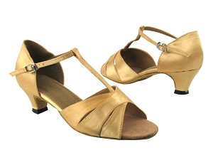 6016 80 Light Gold Satin