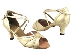 6023 57 Light Gold Leather