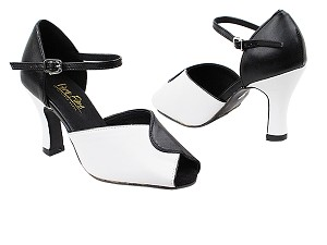 6028 White Leather_H_Black Leather_T