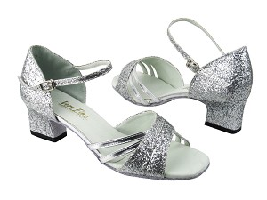 6030 126 Silver Stardust_B_Silver Leather