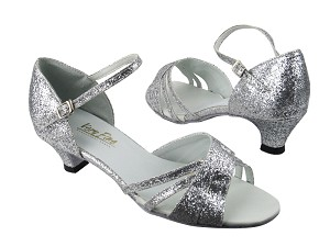 6030 126 Silver Stardust_Whole Shoes
