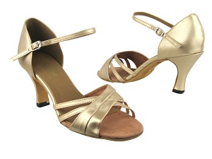 6030 57 Light Gold Leather