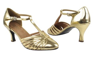 6829 Gold Leather