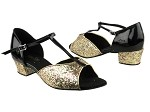 801 184 Rainbow Sparkle_H_Black Patent