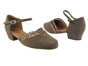 8881 134 Brown Nubuck_217 Copper Sparkle Trim