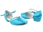 8881 230 Light Blue Satin