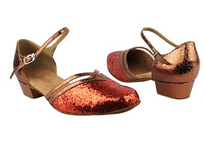 8881 Red Sparkle_206 Ultra Copper_T_B