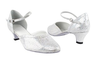 9621 107 Silver Scale_Whole Shoes