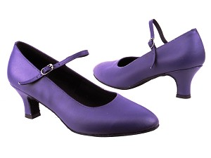C1682 BB23 Purple Leather