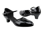 C8881 BB2 Black Patent_Whole Shoes