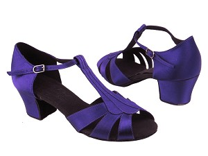 S2806 BD71 Purple Satin