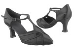 S3801 BD12 Black Satin