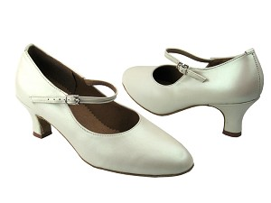 S9137 BE2 Light White Leather