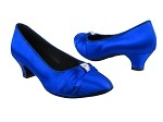 S9169 BD68 Gem Blue Satin