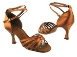 S9211 #3 Dark Tan Satin