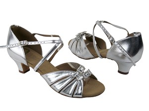 S92307 BA32 Silver Leather